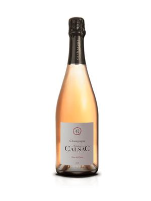 Champagne Etienne Calsac, Rose de Craie