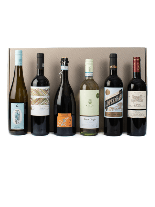 The Nude Wine Co Christmas Essentials