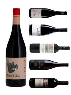 Summer Reds Selection