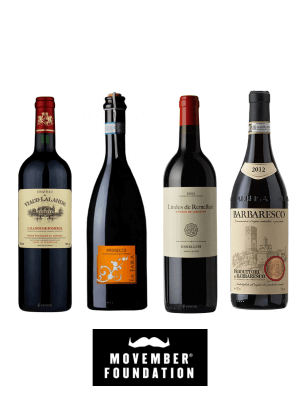 The Movember Wine Box