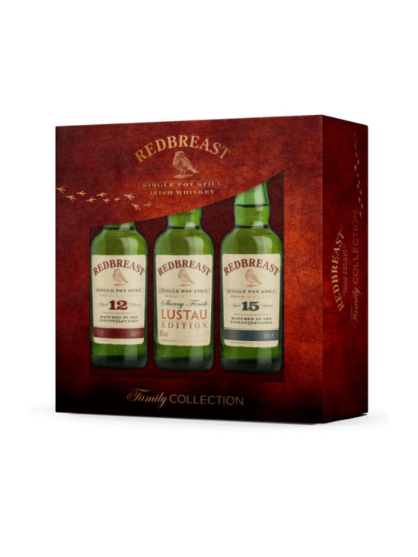 Redbreast Whiskey Experience