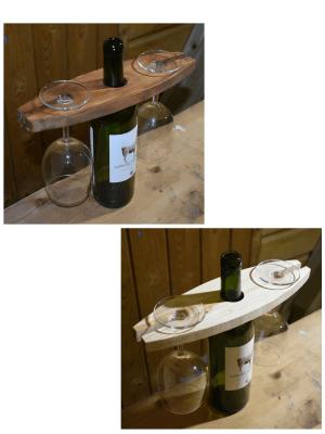 Irish Handmade Wine Yokes