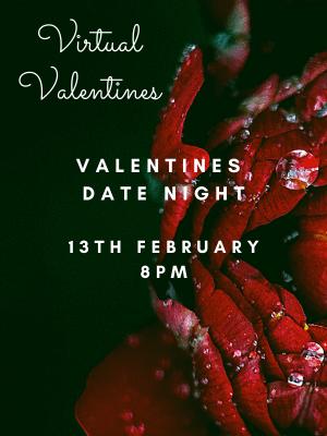 Valentines Date Night Virtual Wine Tasting