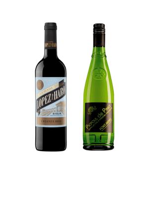 Wine Tasting Twin Pack