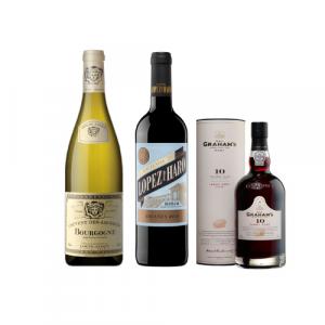Virtual Wine Tasting Easter Sunday