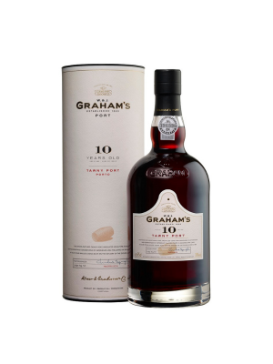 Grahams 10 Year Old Tawny Port 200mls