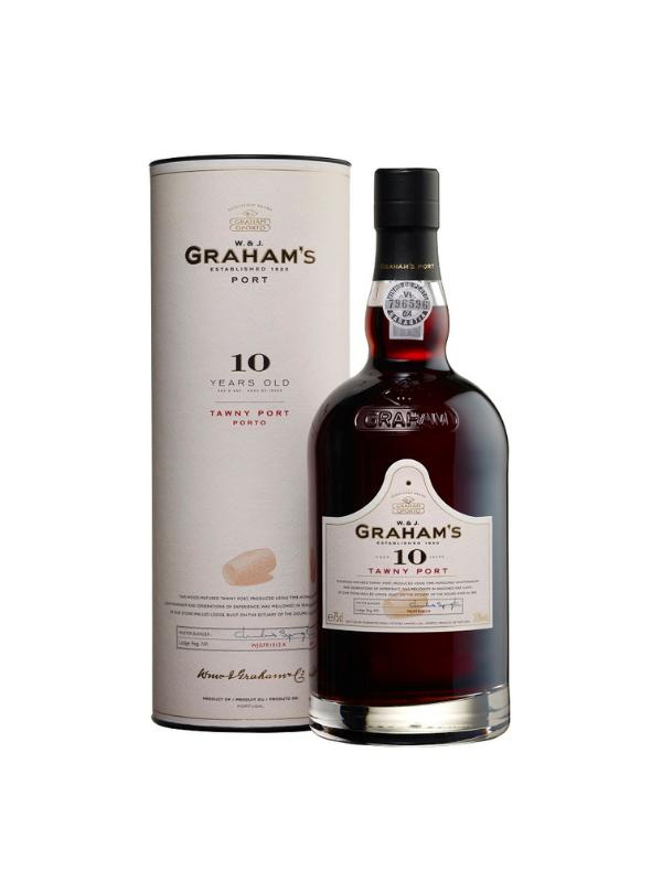 Grahams 10 Year Old Tawny Port 200mls
