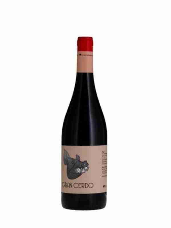 Gran Cerdo, Tempranillo, Rioja (No D.O. Certification) 2019