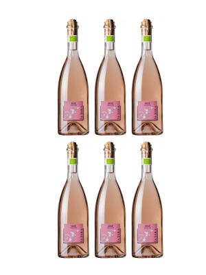 Lajara Organic Prosecco Pink Case Deal